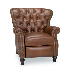 Opulence-Home-Cambridge-Recliner-Leather-Shalimar-Saddle-2568-10shlsad