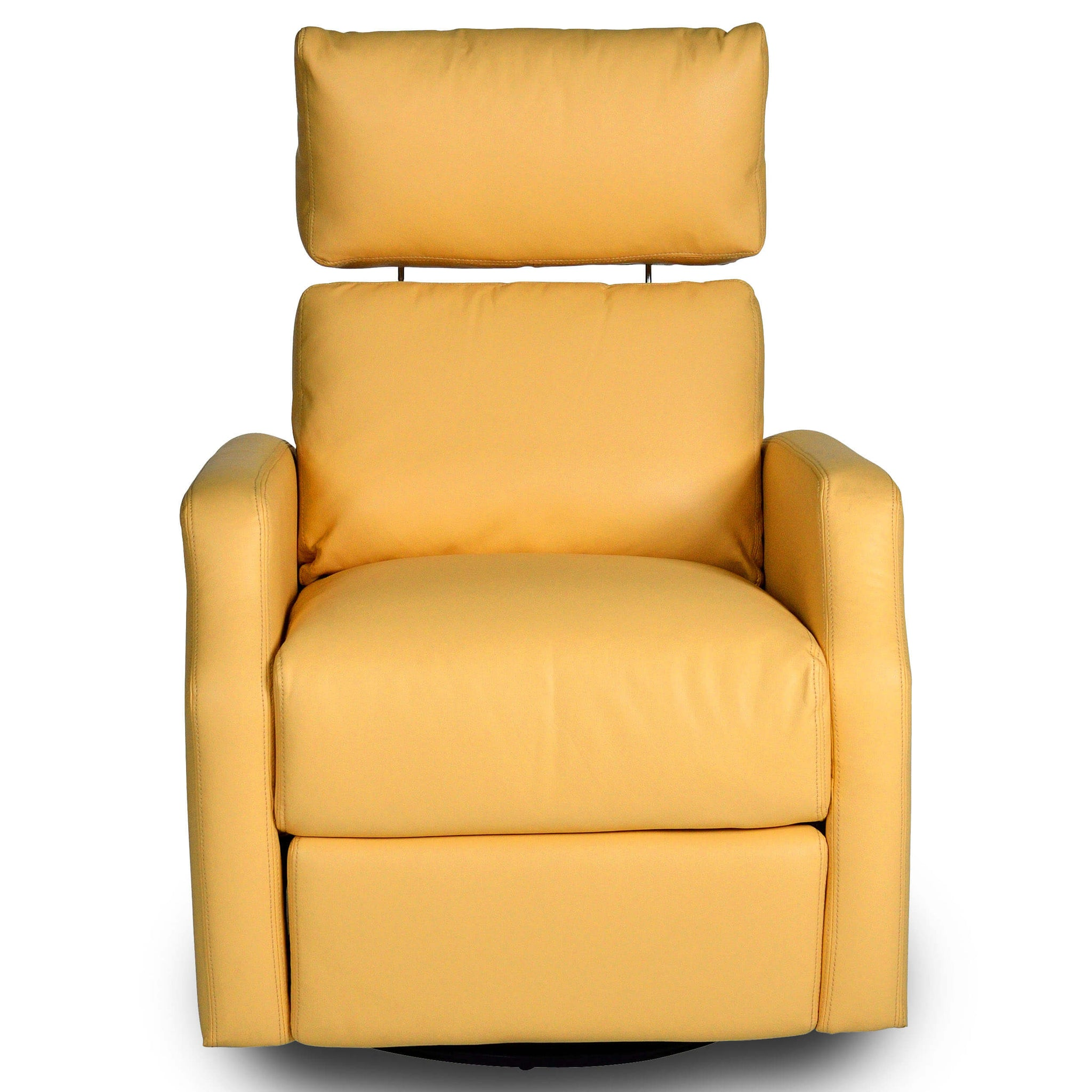 Opulence Home Sidney Bedford Yellow Recliner 1290 19bedyel