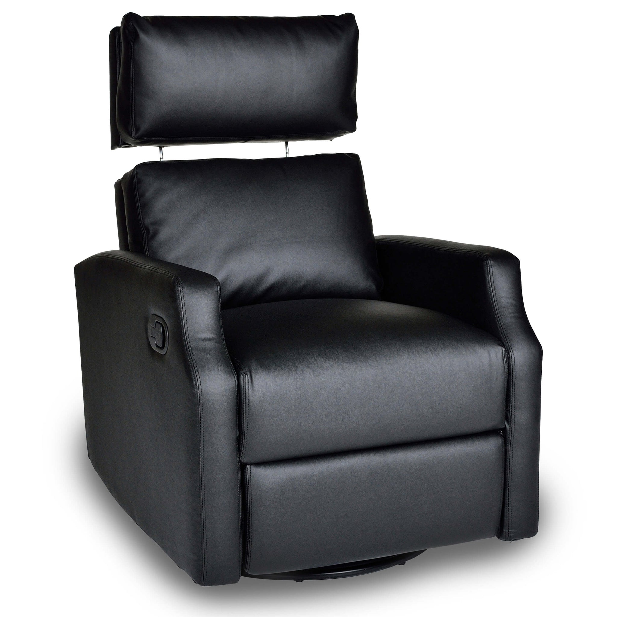 Stefan Swivel Glider Recliner Opulence Home
