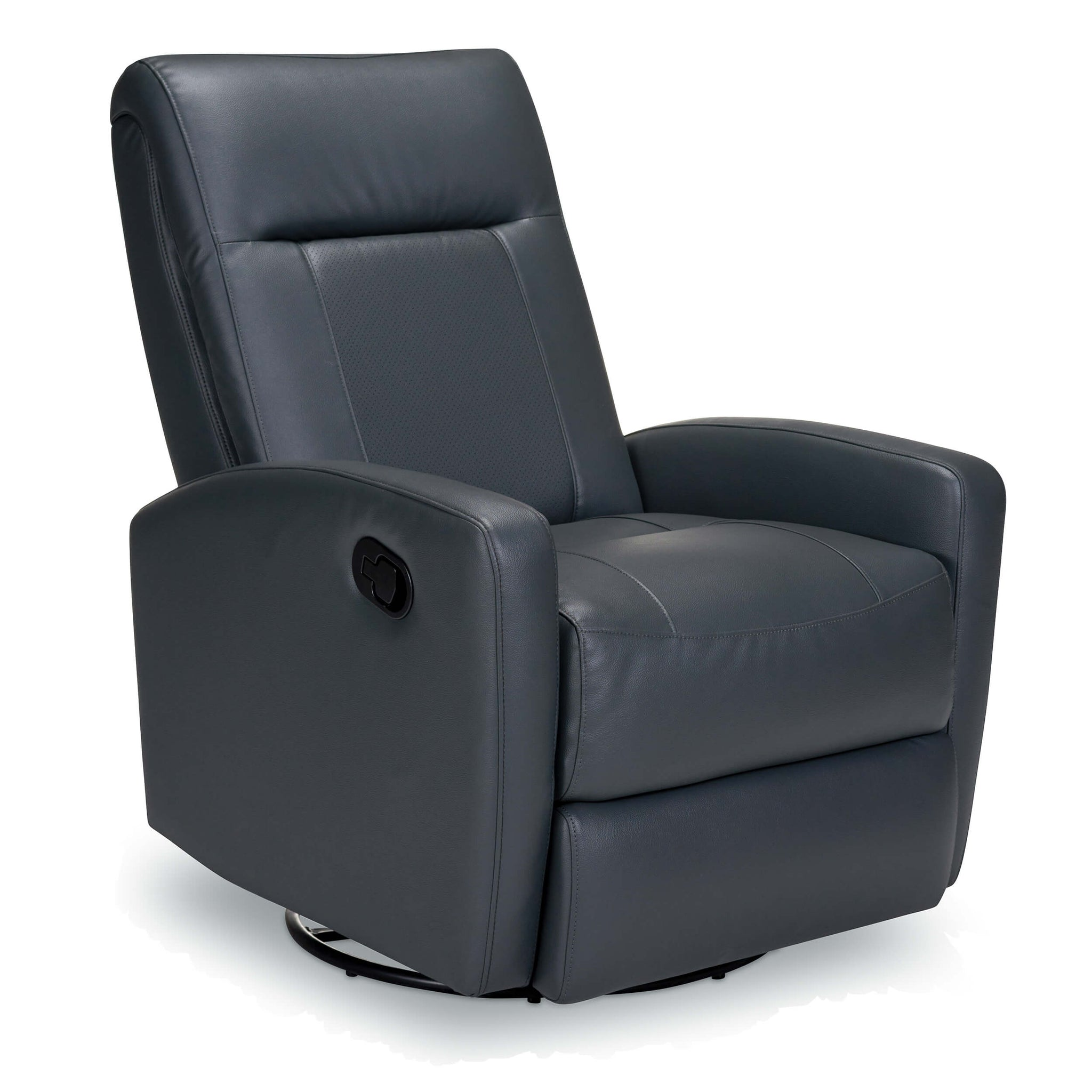 Superb Stefan Swivel Glider Recliner Customarchery Wood Chair Design Ideas Customarcherynet