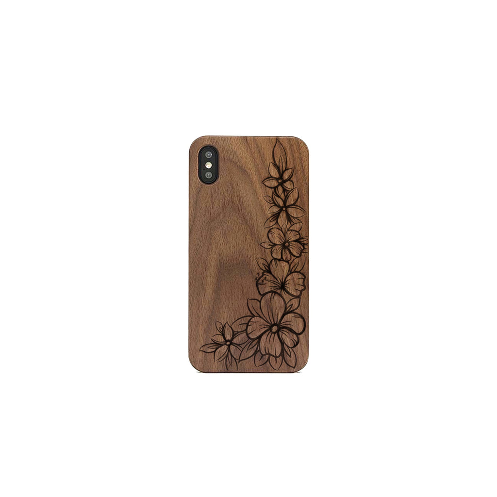 hibiscus_polynesian_design_wooden_iphone_case