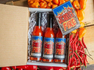 Scarlet Fire® gift box