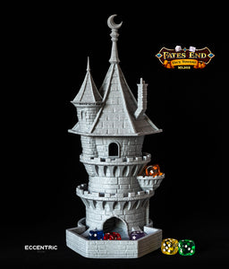 Wizards Dice Tower