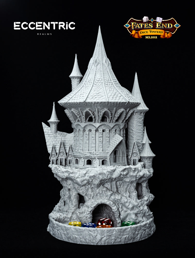 Sorcerer Dice Tower