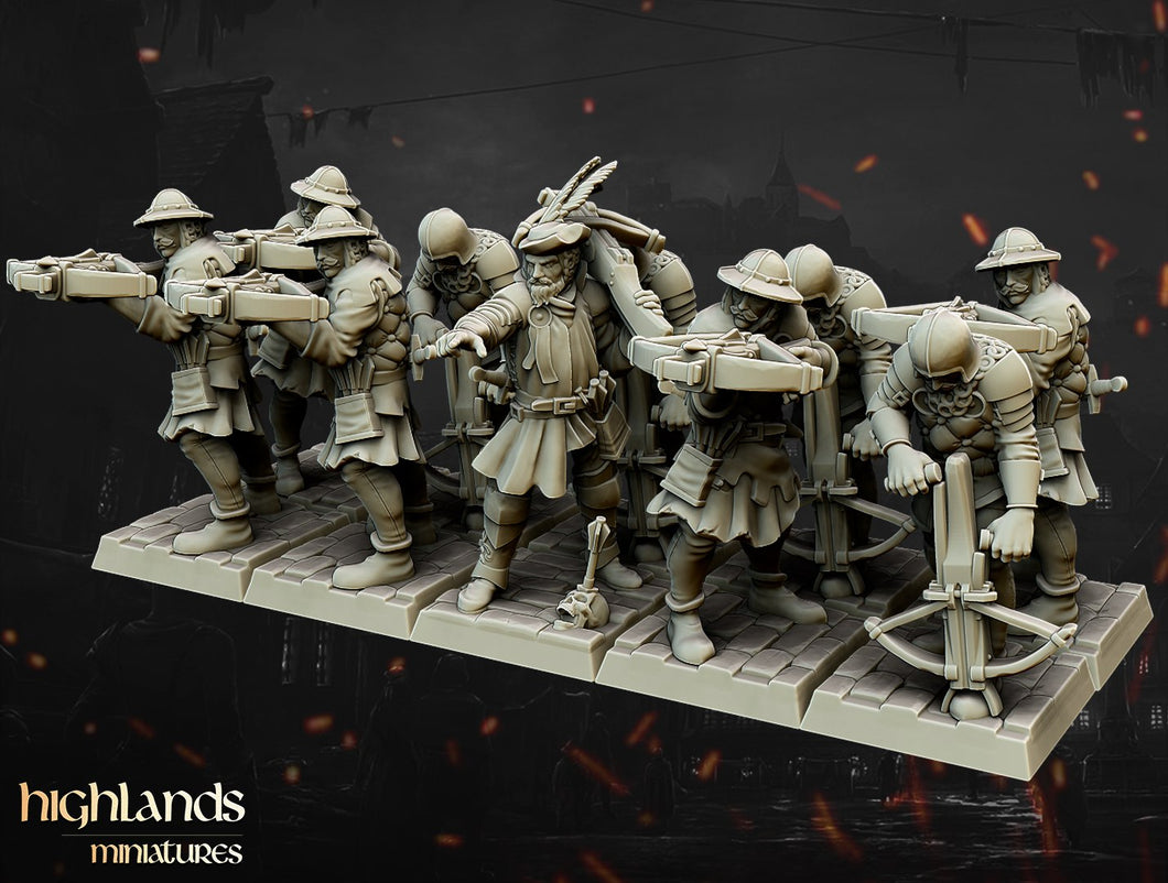 Crossbowman Squad (3 units)