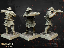 Load image into Gallery viewer, Crossbowman Squad (3 units)