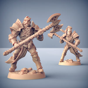 Human Fighters Guild - 6 units