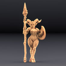 Load image into Gallery viewer, Satyr Ladies - 3 Units