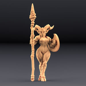 Satyr Ladies - 3 Units