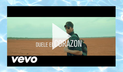 IBIZA PASSION Blog - Duele el corazon Enrique Iglesias latin party songs to end summer music dance
