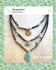 Chokers IBIZA PASSION mystic jewelry