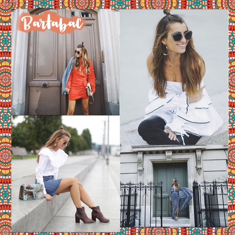 Top 10 Spanish bloggers to follow Bartabac - Blog IBIZA PASSION boho chic luxe online store fashion jewelry jewels