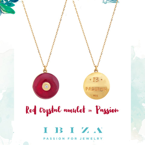 amulet red - blog IBIZA PASSION - crystal boho chic luxe fashion jewelry jewels shop online