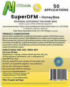Super DFM-HoneyBee 50 Applications