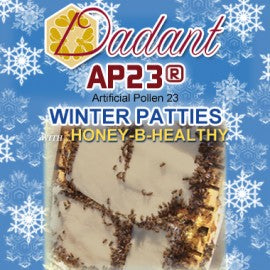 AP23 Winter Patties CNT 2 Patties