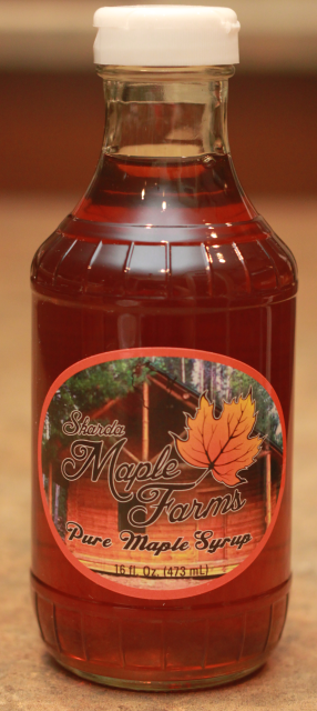 Maple Syrup - 1 Pint (16 Oz)