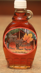 Maple Syrup - 1/2 Pint (8 Oz)