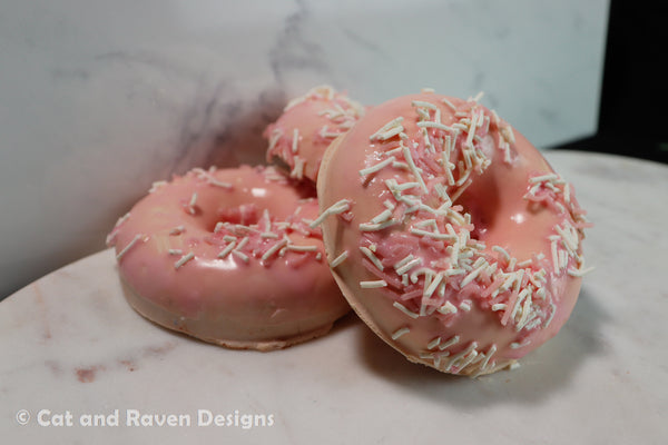 Soap donuts