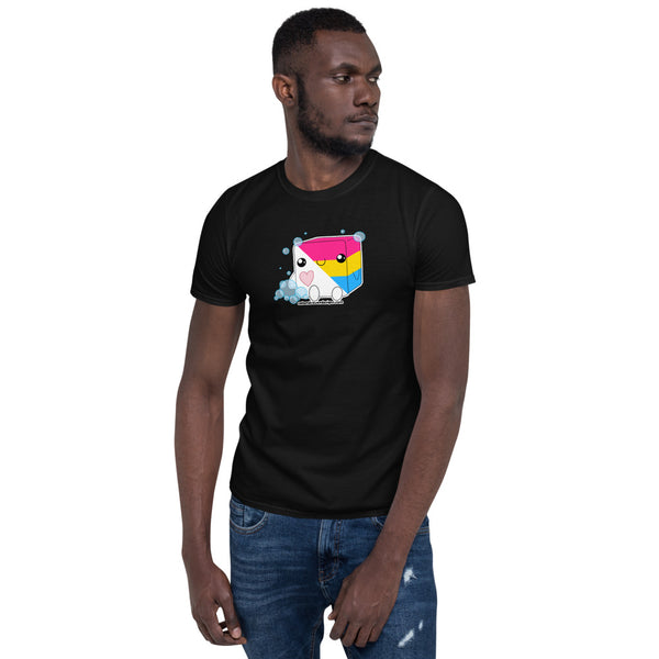 Soapy Buddy Pansexual Pride t-shirt