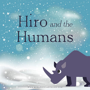 Journeys and Quests! Hiro and the Humans