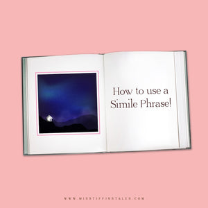 How to use a Simile Phrase!