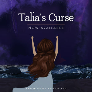 Tales of Fear and Suspense! Talia's Curse