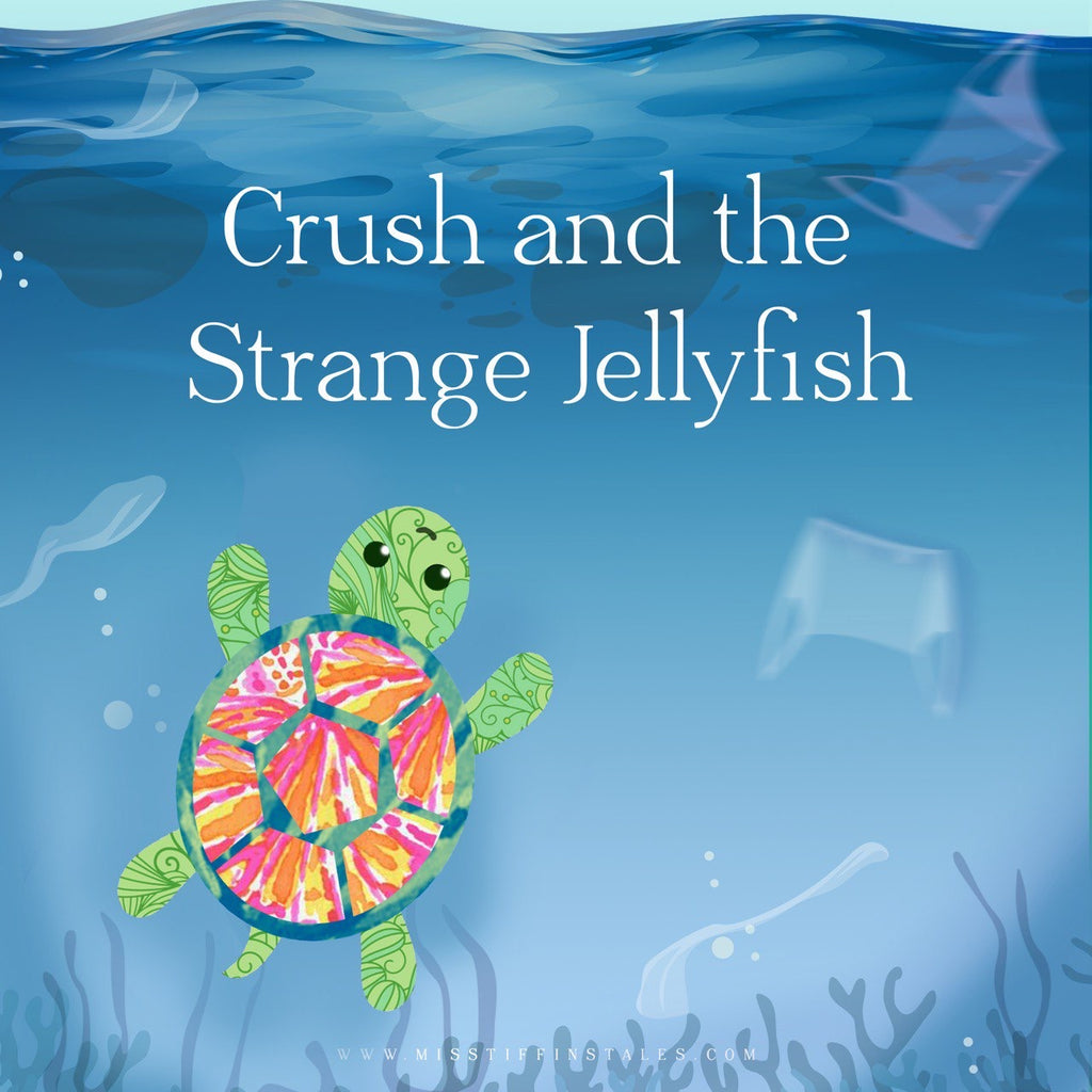 Crush and the Strange Jellyfish, Year 2- Oceans