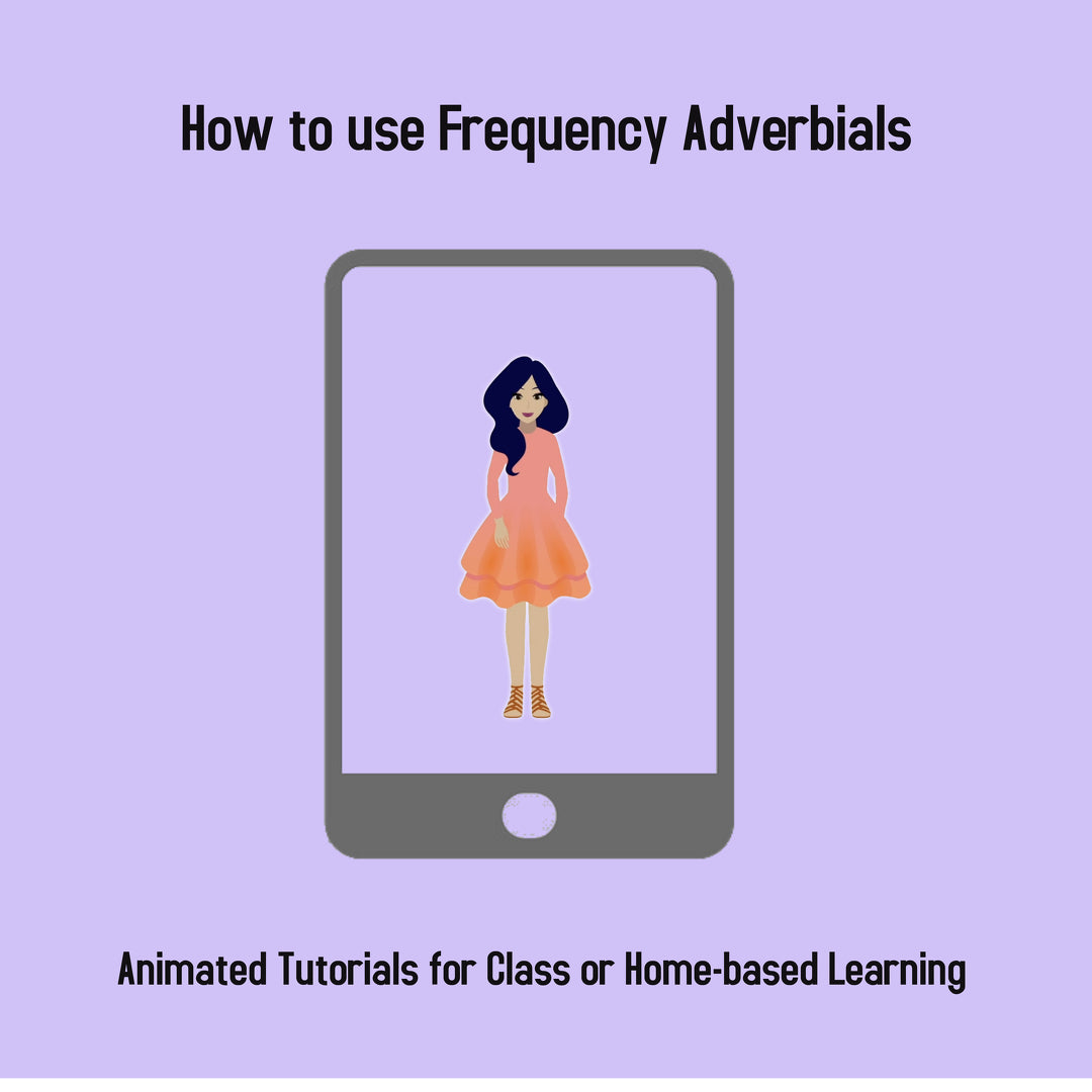 How to use Frequency Adverbials