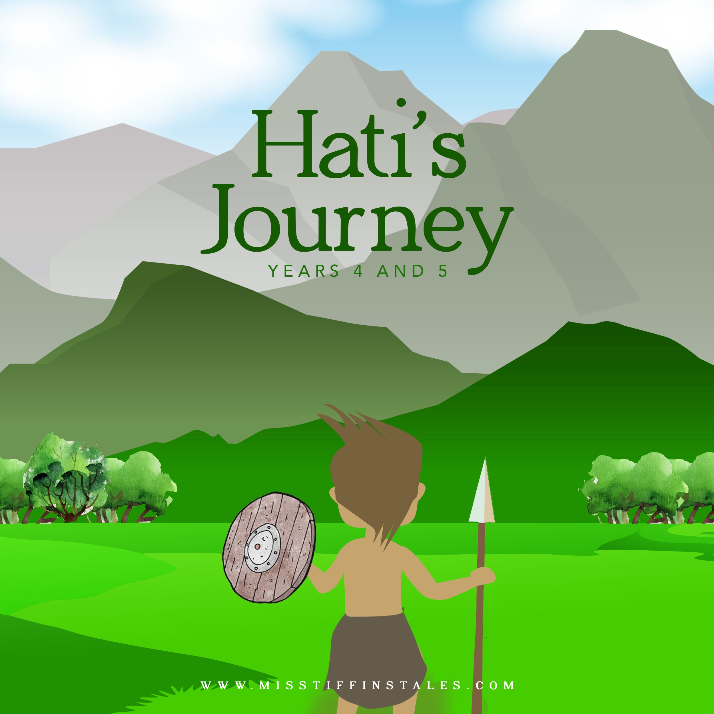 Hati's Journey, Years 4 and 5- Journeys and Quests
