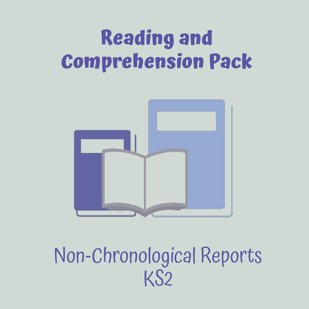 Non-Chronological Reports, KS2