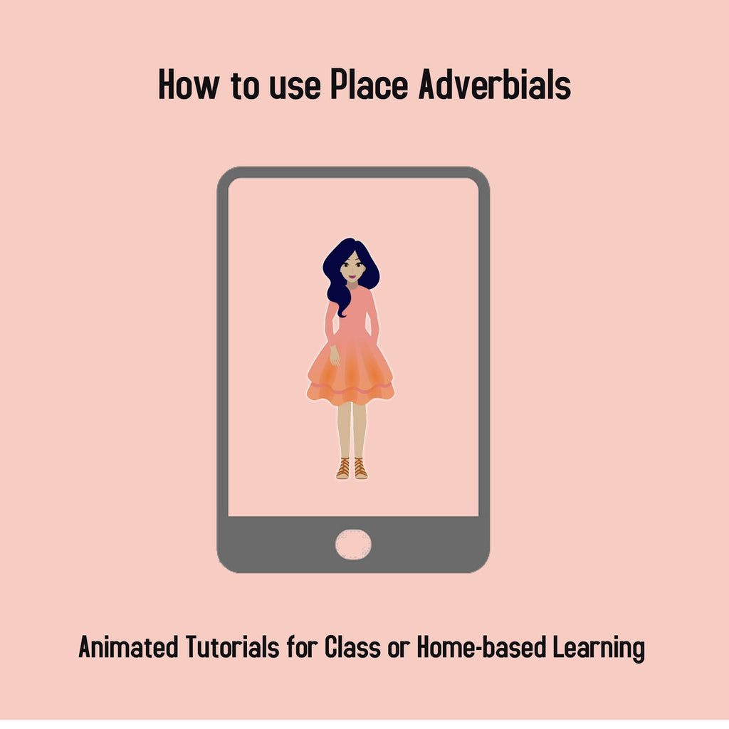 How to use Place Adverbials