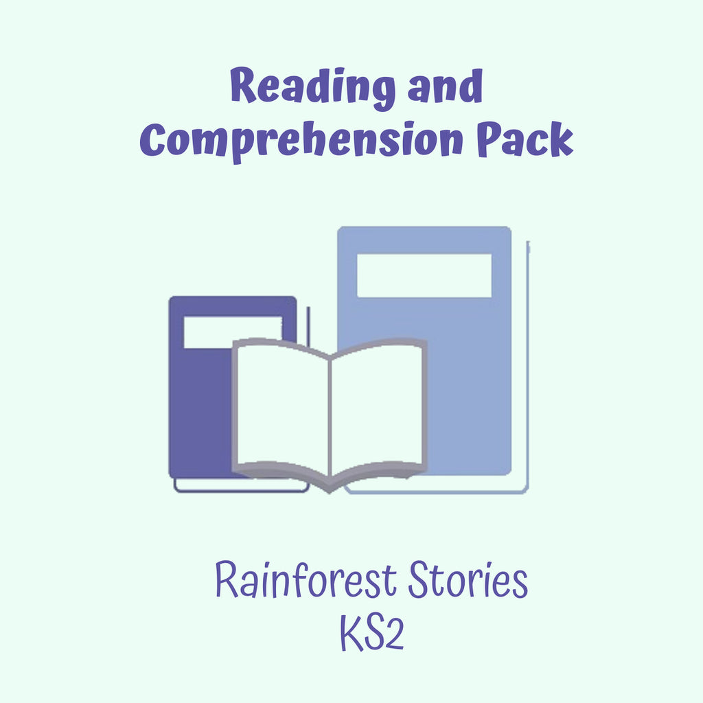 Rainforest Stories, KS2