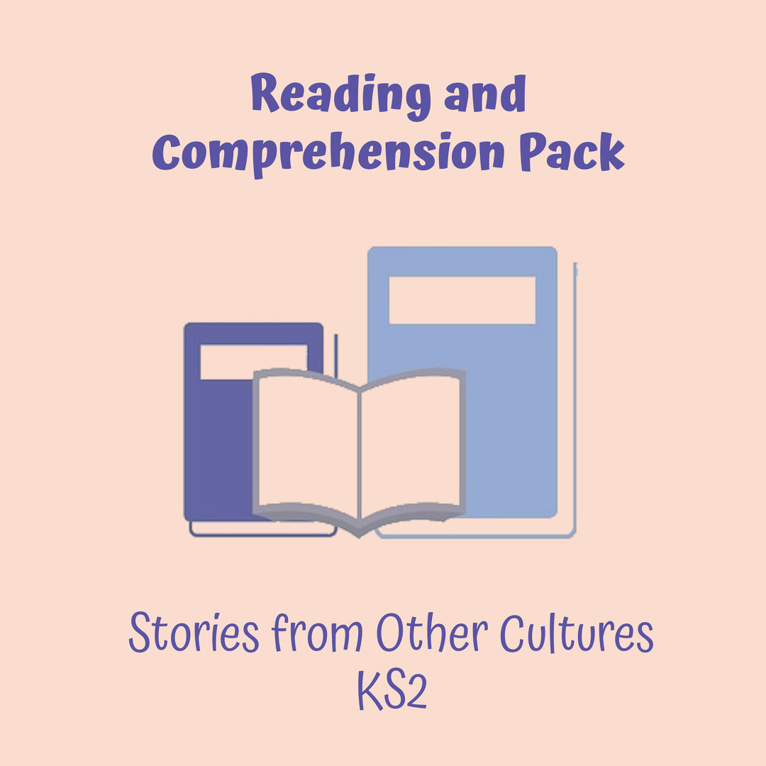 Stories from Other Cultures, KS2