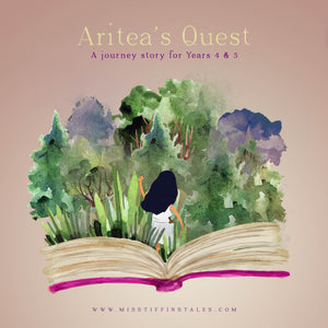 Aritea's Quest, Years 4 and 5- Rainforest Stories