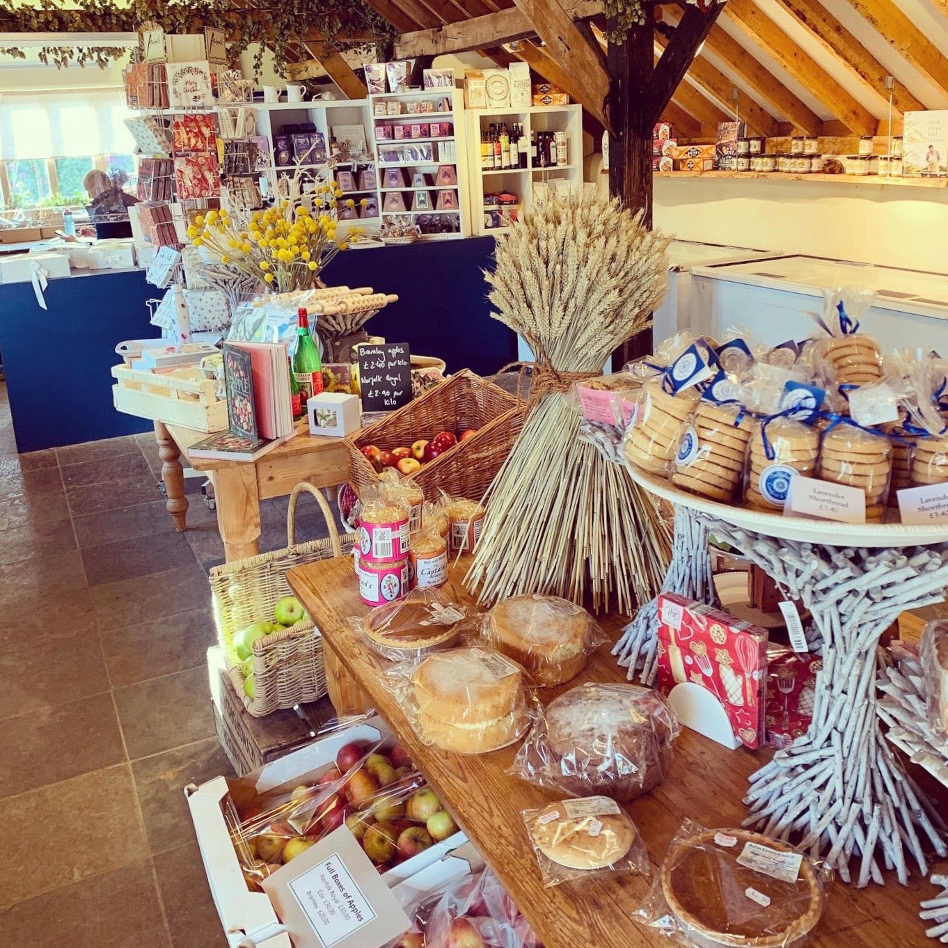 Farm Shop will remain OPEN