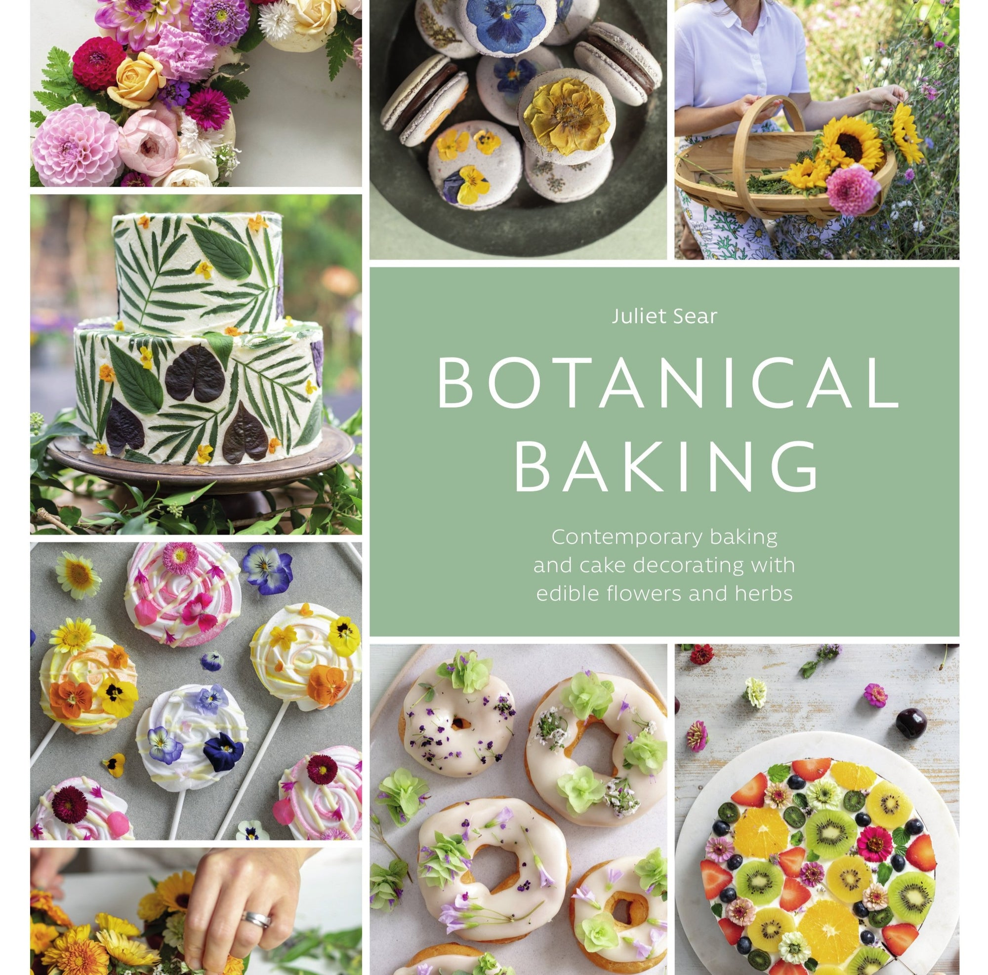 BOTANICAL BAKING BOOK