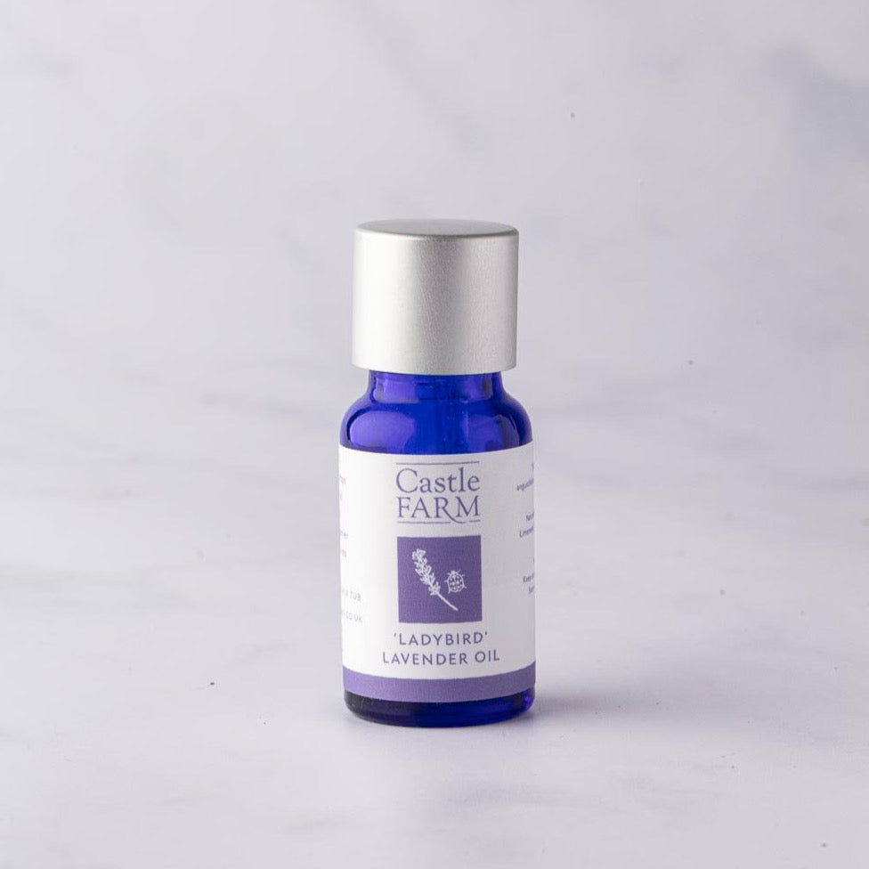 CASTLE FARM LADYBIRD LAVENDER OIL