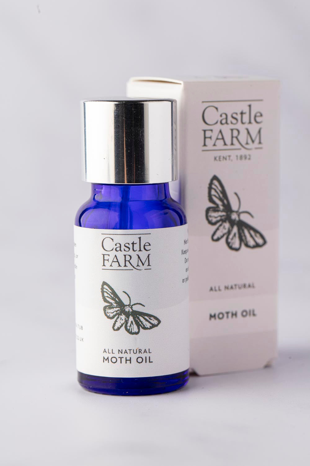 CASTLE FARM LAVENDER MOTH OIL