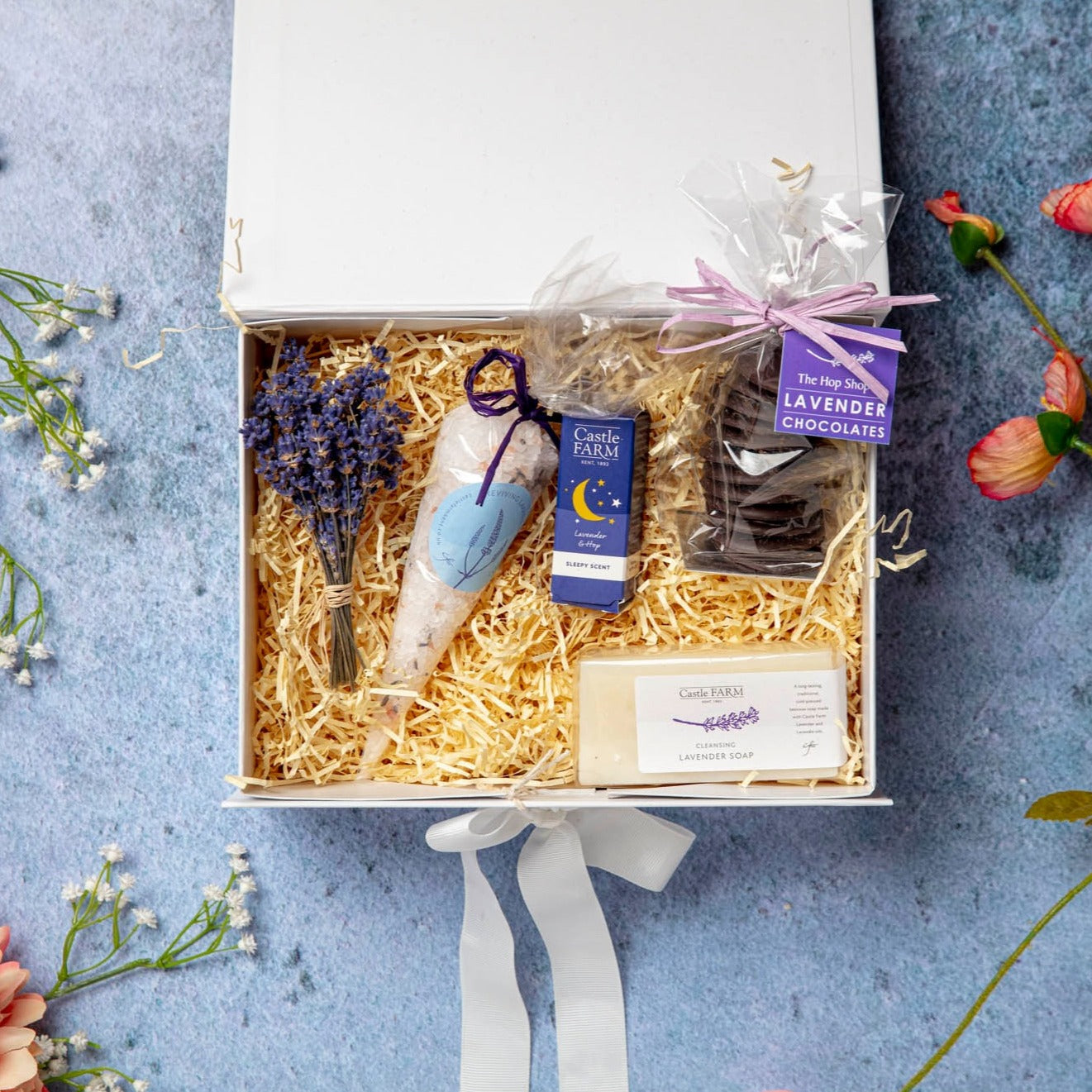 THE RELAX GIFT BOX