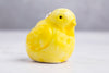 HANGING CERAMIC YELLOW CHICK DECORATION