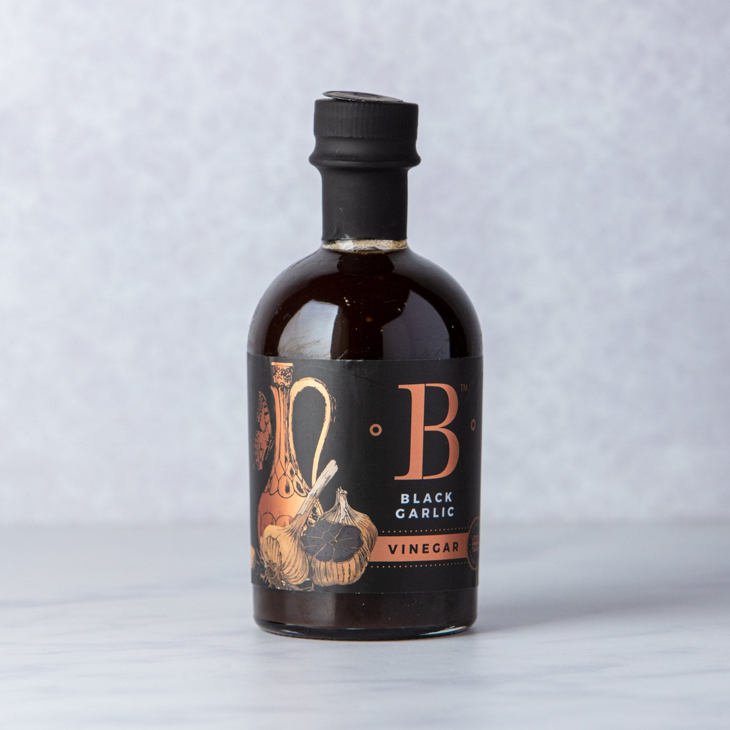 BLACK GARLIC VINEGAR