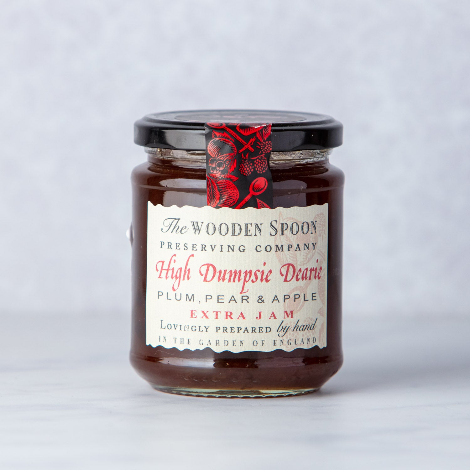 HIGH DUMPSIE DEARIE PLUM, PEAR & APPLE JAM