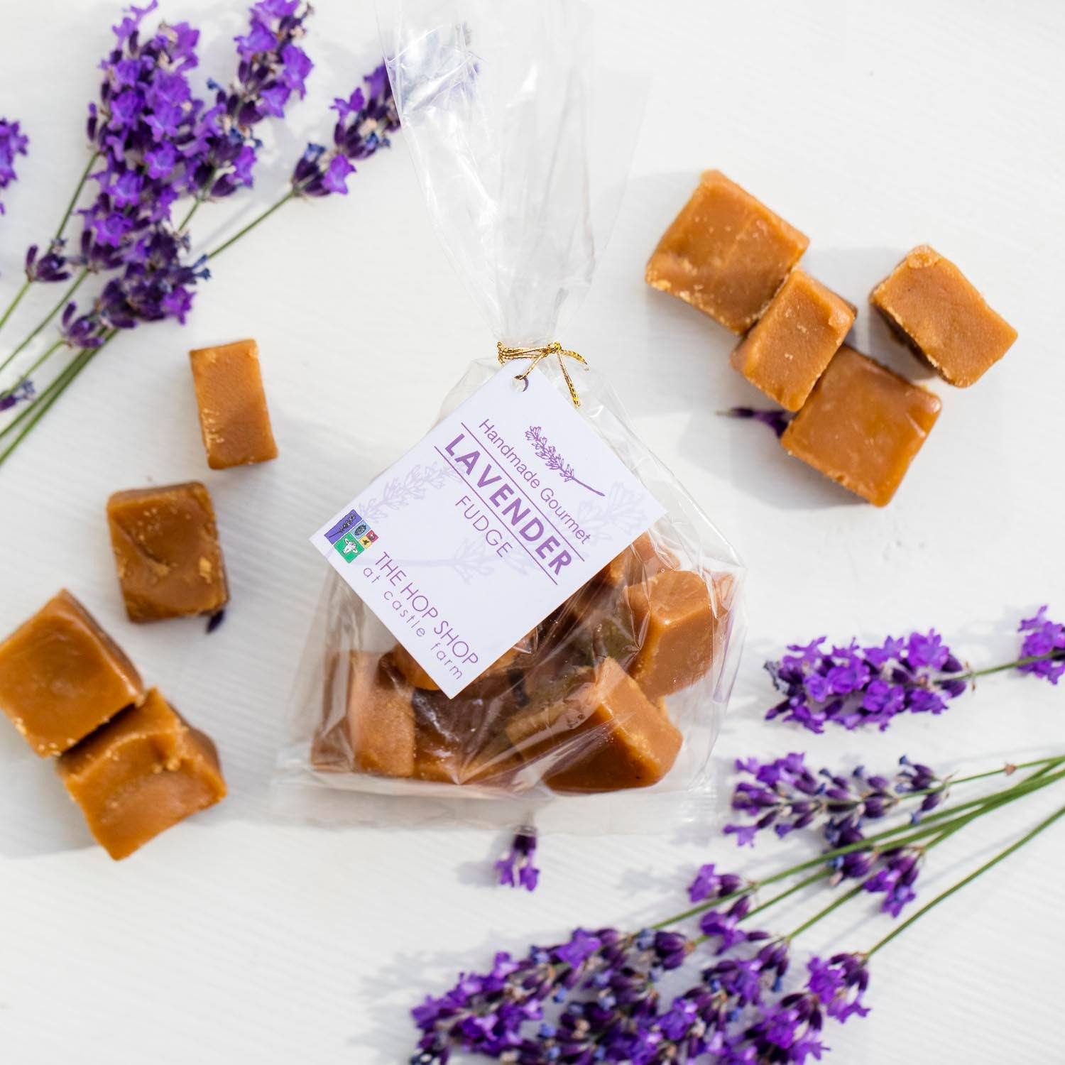CASTLE FARM LAVENDER FUDGE
