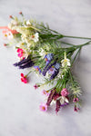 Pretty Flower Posy - set of 5