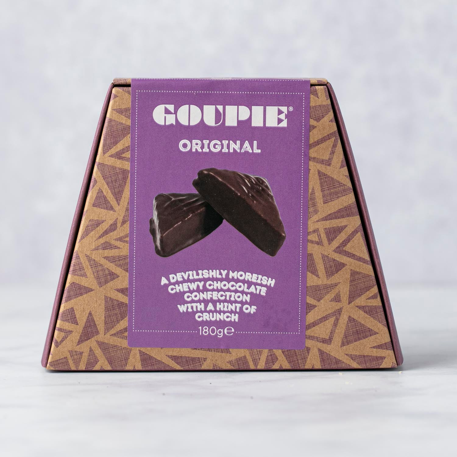 GOUPIE - ORIGINAL DARK BELGIAN CHOCOLATE