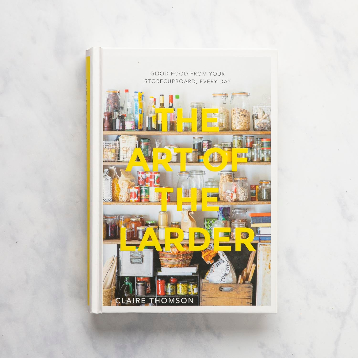 THE ART OF LARDER