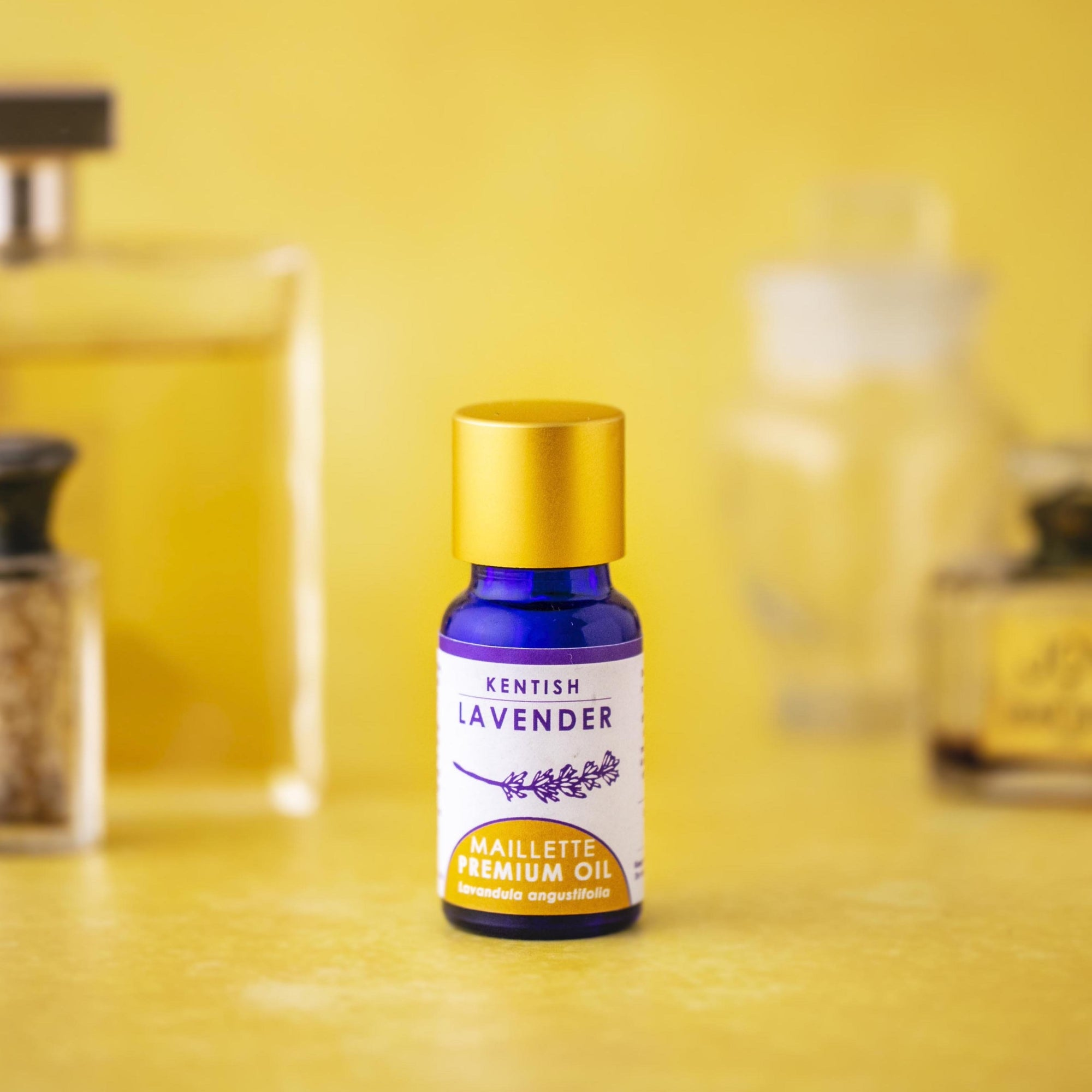 CASTLE FARM PREMIUM LAVENDER OIL