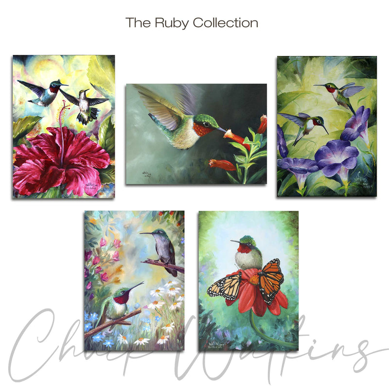 Ruby Magnet Collection