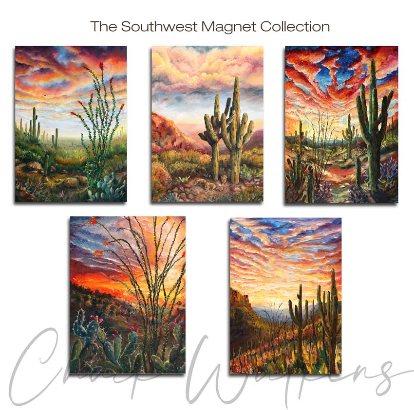 Southwest Magnet Collection