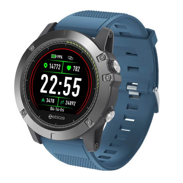 Tairgi Rock Smart Watch for Android and iPhone